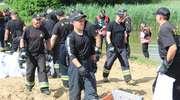 """Braniewscy strażacy na ćwiczeniach """"RYBAKI 2017"""""""