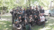 Uczniowie z ZSLIZ w Olecku na obozie proobronnym