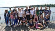 Gimnazjaliści z Durąga na obozie sportowym w Wiśle