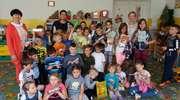Wizyta bartoszyckich bibliotekarek w niepublicznej podstawówce w Rodnowie