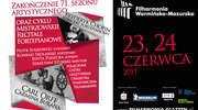 Chopin i Orff na zakończenie  71. Sezonu Artystycznego i cyklu Mistrzowskich Recitali Fortepianowych