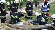 Strażacy ćwiczyli w warmińskich lasach