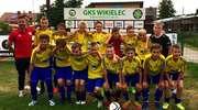 Piłkarze GKS-u Wikielec wicemistrzami województwa w kategorii młodzik