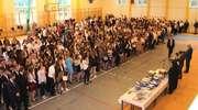 Uroczystość zakończenia roku w lubawskim Zespole Szkół