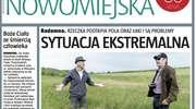 """Jutro nowa, 24 - stronicowa """"Gazeta Nowomiejska"""""""