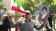 Prezydent Iranu w pochodzie przeciw Izraelowi