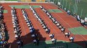 Uczniowie Gimnazjum nr 2 zatańczą na szkolnym boisku