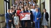 Sukces uczniów z Gimnazjum im. I. Sendlerowej w Sępopolu