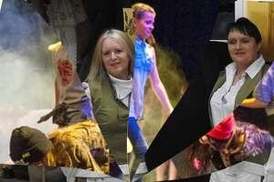 Mazurski Kogel-Mogel na scenie letniej w Pozezdrzu
