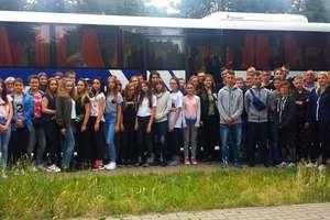 Pojechali na obóz pożarniczy do powiatu Oldenburg
