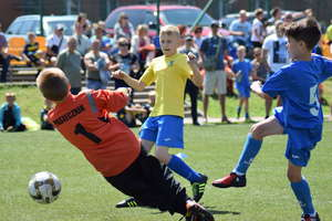 Chłopcy z Soccera i MKS w pierwszej ósemce turnieju
