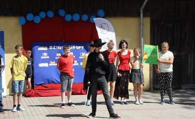 Dzień Europy w SP w Stożnem