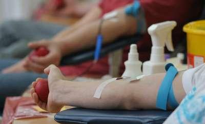 Rugbyści zachęcają do oddawania krwi!