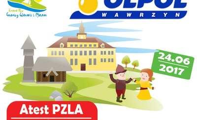 Nutripol Bieg o Puchar Burmistrza Olsztynka
