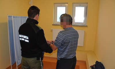 Członek polsko-rosyjskiej grupy przestępczej zatrzymany na granicy