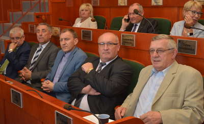 Jan Bobek nowym przewodniczącym sejmiku. Zarząd z absolutorium