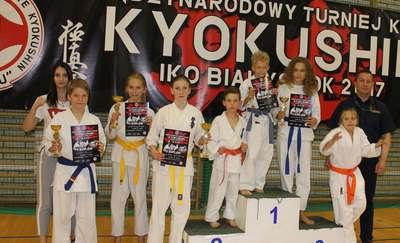 Oleccy karatecy mocnym akcentem zakończyli sezon