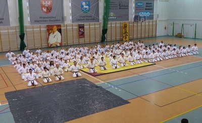 Lidzbarska sekcja Karate Kyokushin ma już 40 lat!