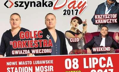 GOLEC uORKIESTRA gwiazdą wieczoru Szynaka Day!