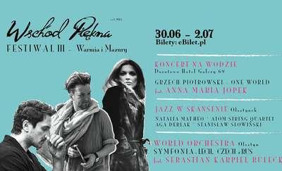 Wschód Piękna - World Orchestra Festival