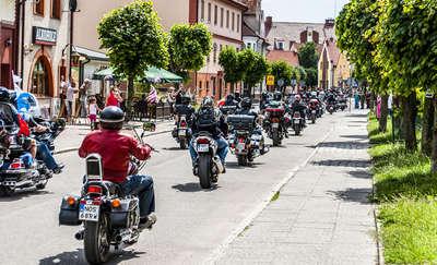 Zlot motocyklistów w Tolkmicku już od piątku. Wielka parada w sobotę