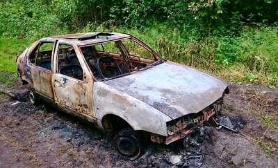 Ukradli samochód, a potem spalili go w lesie. 21-latek i 19-latek przed sądem