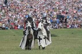 Grunwald: Tam gdzie król Jagiełło Krzyżaków rozgromił