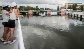 Turystyka wodna. Pętla Żuławska - ponad 300 kilometrów niezapomnianej przygody