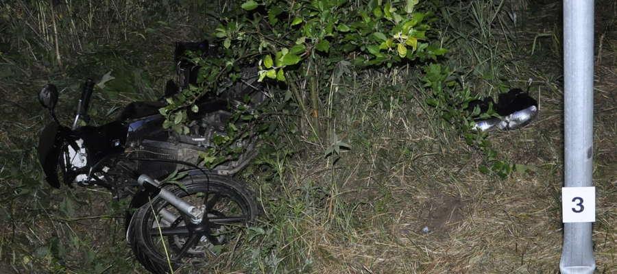 Do wypadku doszło na trasie Biała Piska - Kózki