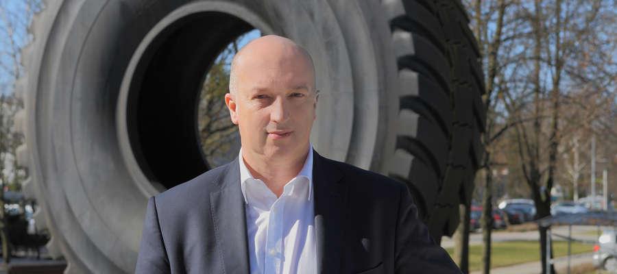 Jarosław Michalak Michelin