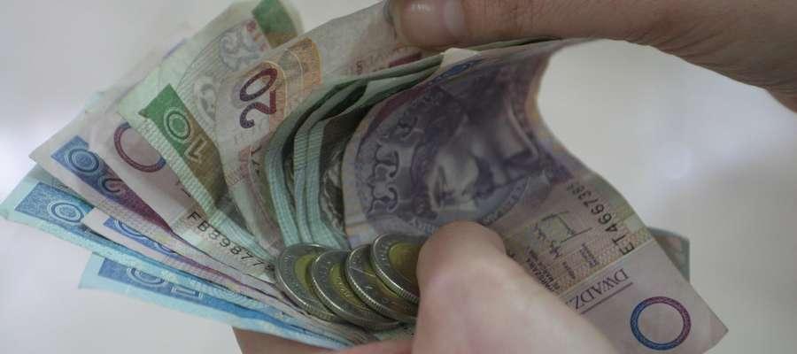 Do wyliczenia dopłat przyjęto kurs 4,3042 zł w ubiegłym roku kurs był nieco wyższy i wynosił 4,3192 zł za 1 EUR