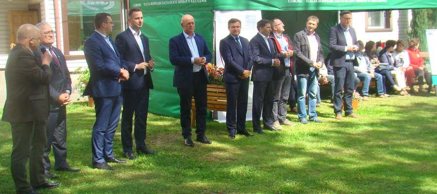 Jednym z zaproszonych gości był poseł na Sejm Rzeczypospolitej Polskiej Władysław Kosiniak-Kamysz