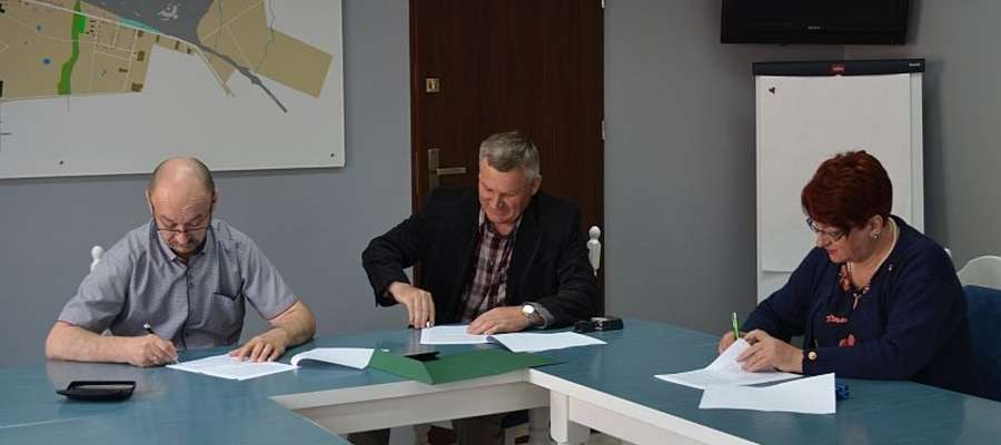 Umowa z wykonawcą inwestycji została podpisana 2 czerwca br.