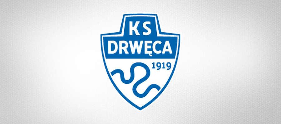Finishparkiet Drwęca Nowe Miasto Lubawskie, logo klubu