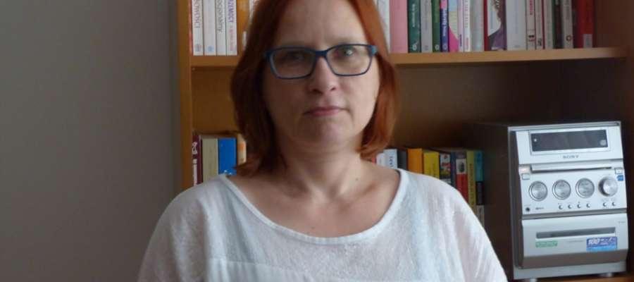 Nigdy nie wiadomo, jakie struny wyobraźni zostaną potrącone — mówi o czytaniu książek Elżbieta Sidor