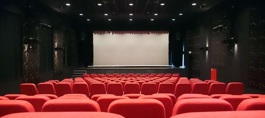 Nowa sala kinowa w Giżyckim Centrum Kultury