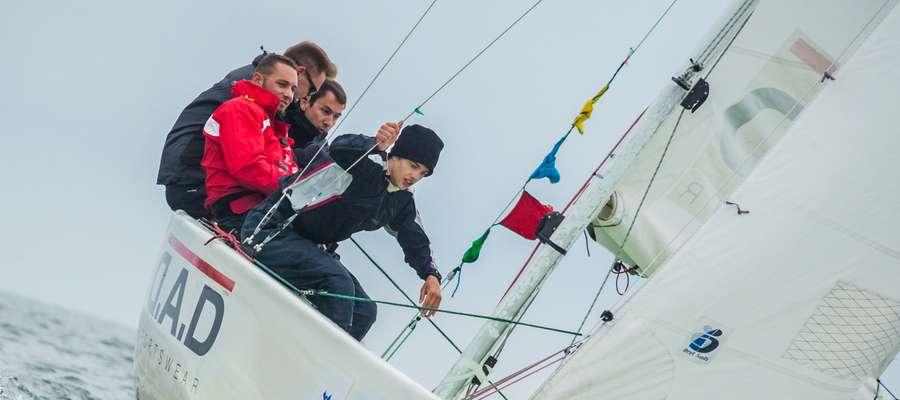 MOS Iława Sailing Event w akcji