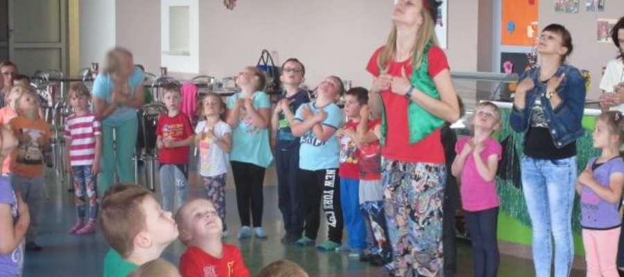 Przedszkolaki w Brodnicy