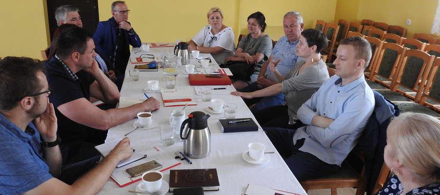 Pierwsze spotkanie organizacyjne w ramach akcji dla Kazika i innych