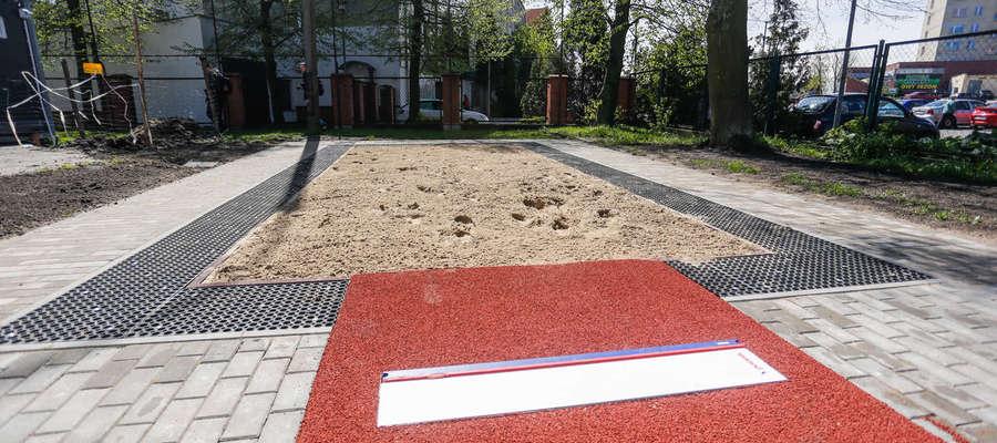 Ostatnią inwestycją wykonaną z obywatelskich pieniędzy był plac przy SP nr 19 w Elblągu