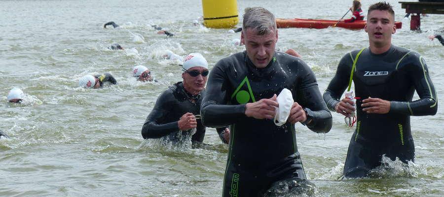 Susz Triathlon 2017 –  pierwszy dzień zmagań w naszym obiektywie