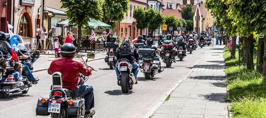Międzynarodowy Zlot Motocyklowy w Tolkmicku