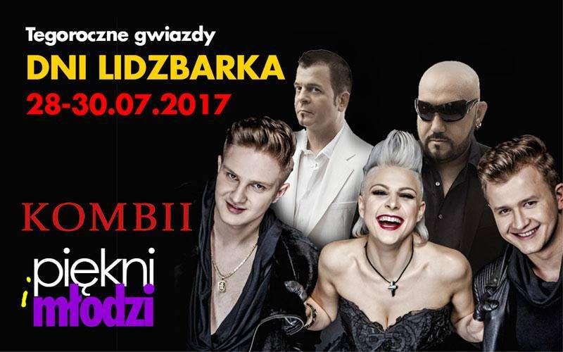 Dni Lidzbarka z zespołem Kombii  - full image