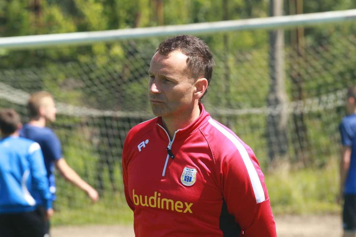 Asensky nie jest już trenerem Stomilu