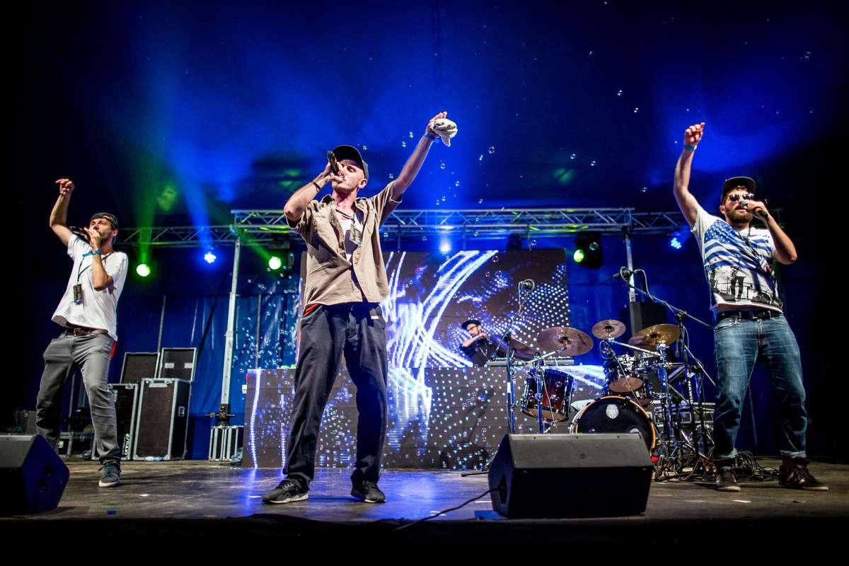 Oni rozgrzeją publiczność. Ostróda Reggae Festival - full image