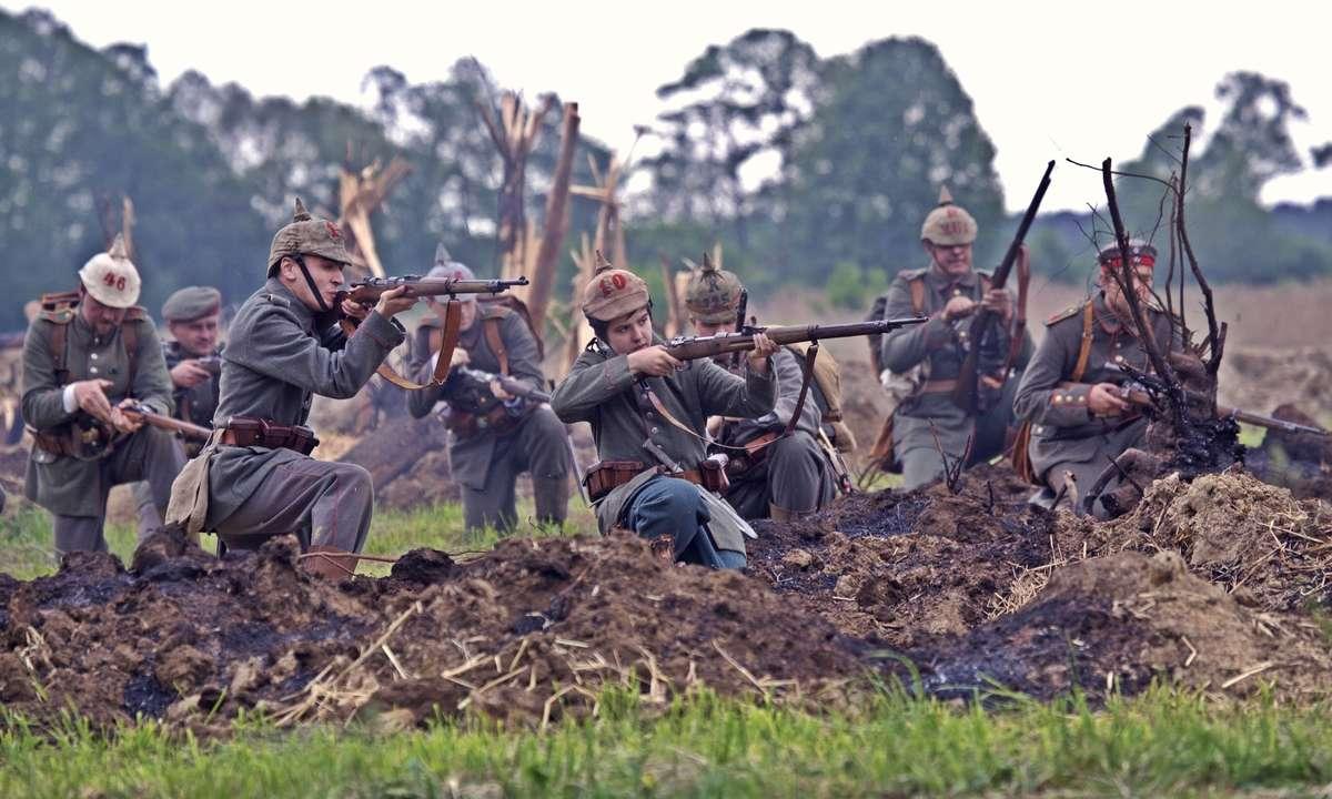 Widowisko Historyczne Tannenberg 1914 - full image