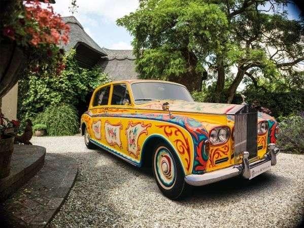 Rolls-royce Johna Lennona  - full image
