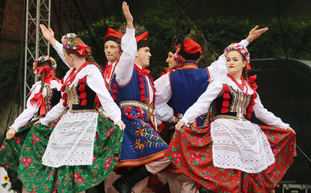 XXII Dni Folkloru Warmia. Ostatni dzień wielkiej imprezy [zdjęcia] - full image
