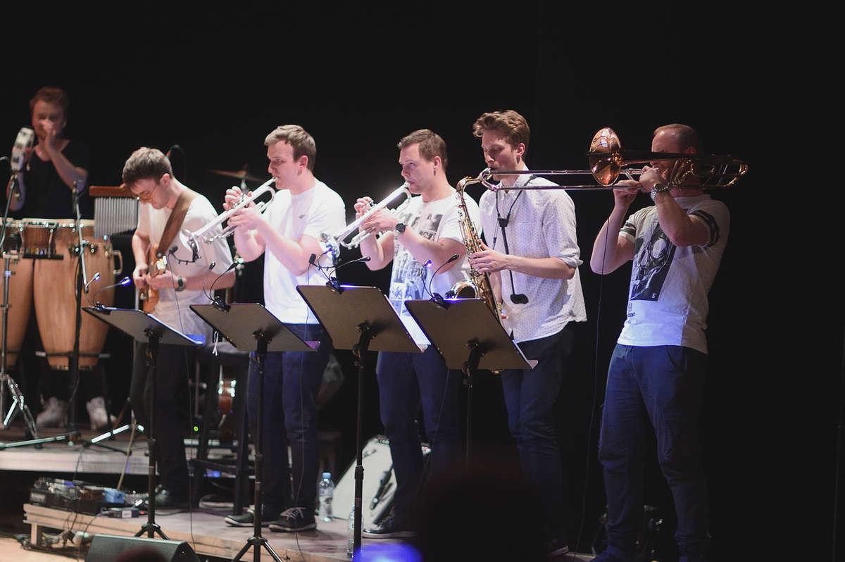 Muzyka Timberlake'a na Lidzbarskich Wieczorach Jazzowych - full image