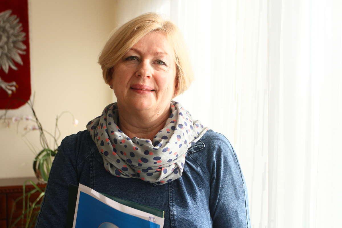 Elżbieta Skaskiewicz, dyrektor olsztyńskiego MOPS